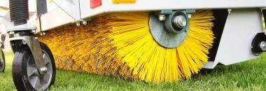Sprzątanie ulic i chodników